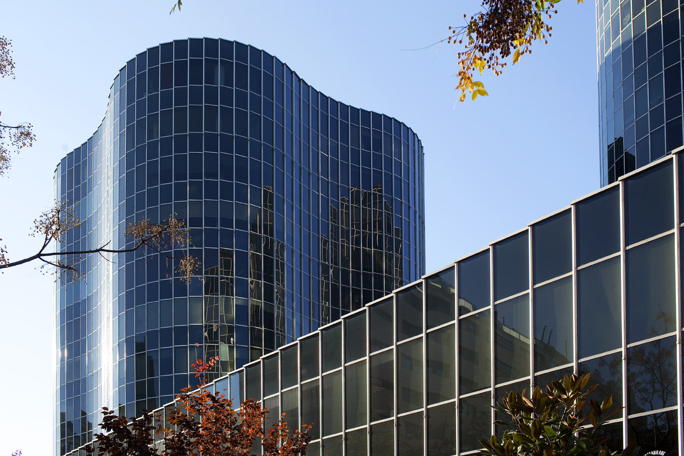 Edificios trade